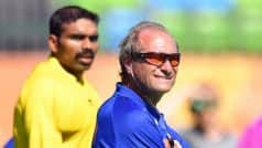 Not an Oltmans Job, Hockey India Took Time to Act