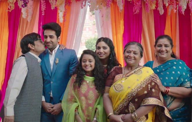 Shubh Mangal Saavdhan Box Office Collection Day 5: Ayushmann Khurrana – Bhumi Pednekar's Film Sees A Rise In Numbers, Bags Rs 19.84 Crore