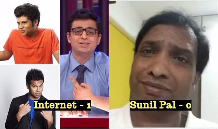 Sunil Pal Trolled By 'Rubbish' Internet Comedians: YouTubers