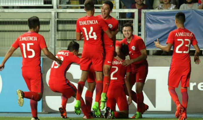 FIFA U17 World Cup: Chile's National Anthem Cut Short
