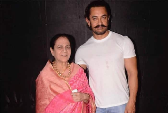Aamir Khan's Mother Zeenat Hussain Watches Secret Superstar And This Is What She Had To Say