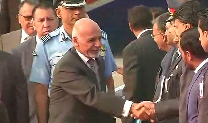 Afghanistan President Ashraf Ghani Arrives in Delhi to Talk