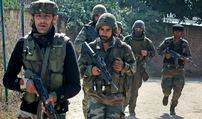 Ministry of Home Affairs Deploys 100 Companies of Paramilitary Forces in Kashmir