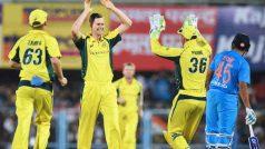 Australia beat India by 8 wickets in 2nd T20 to register their first ever t20 win vs India in india । ऑस्ट्रेलिया ने दूसरे टी20 में भारत को 8 विकेट से हराया, भारत की धरती पर हासिल की पहली जीत