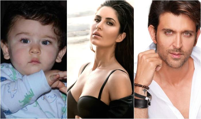 Taimur Ali Khan, Katrina Kaif, Hrithik Roshan: 7 Celebs And Their Unbelievable Look-Alikes