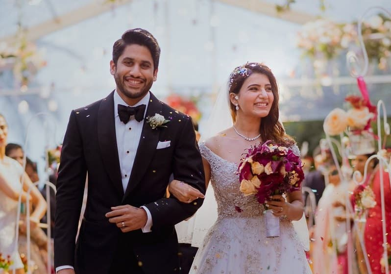 Samantha Ruth Prabhu – Naga Chaitanya Wedding Is Right Out Of Ye Maaye Chesave Part 2 – View Pics