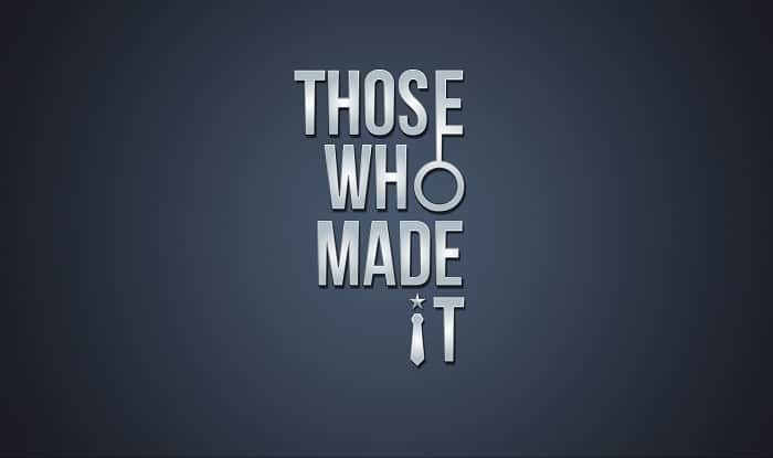 Those Who Made It – Episode 2