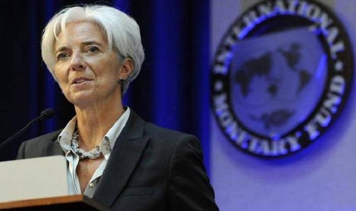 IMF Chief Christine Lagarde hails Indias economy