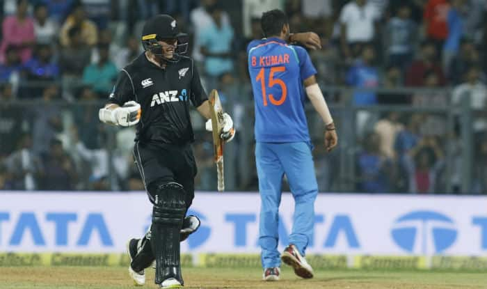 India vs New Zealand 3rd ODI: A Look at Some Stats Ahead of the Final ODI