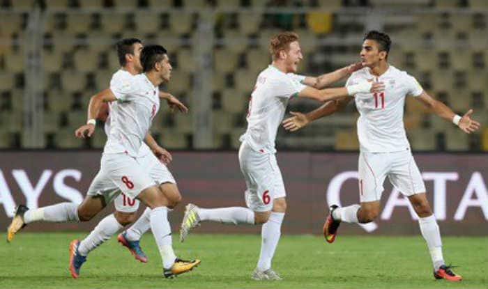 FIFA U-17 World Cup 2017: Iran Stun Germany To Qualify For Knock-Out Round