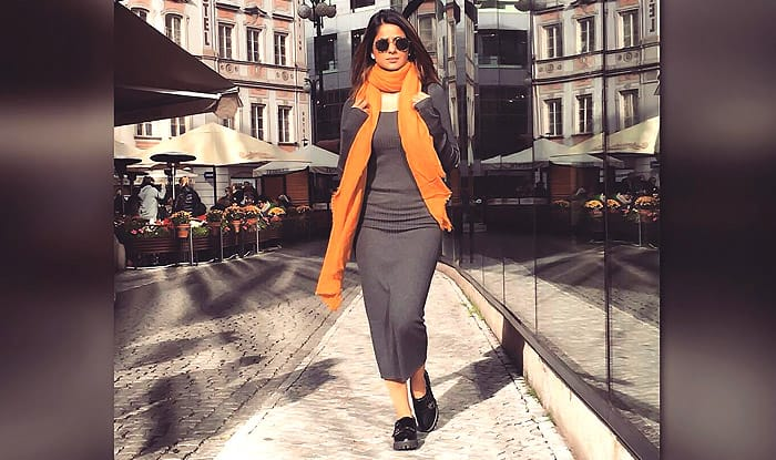 Pictures Of Jennifer Winget Chilling In Europe Will Make You Crave A Vacation – View Pics