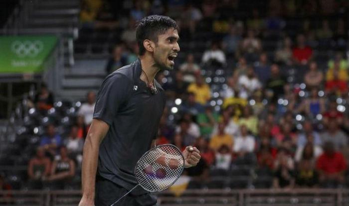 Rewards Galore for Ace Badminton Player Kidambi Srikanth