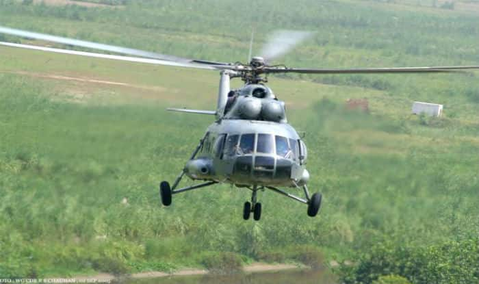 IAF's Mi-17 is a Trusted Old Workhorse