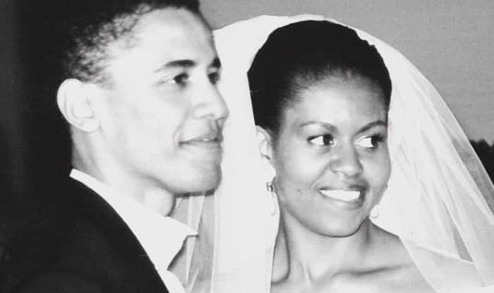 Michelle Obama's Tweet on Wedding Anniversary Goes Viral, Liked By 1 Million Netizens