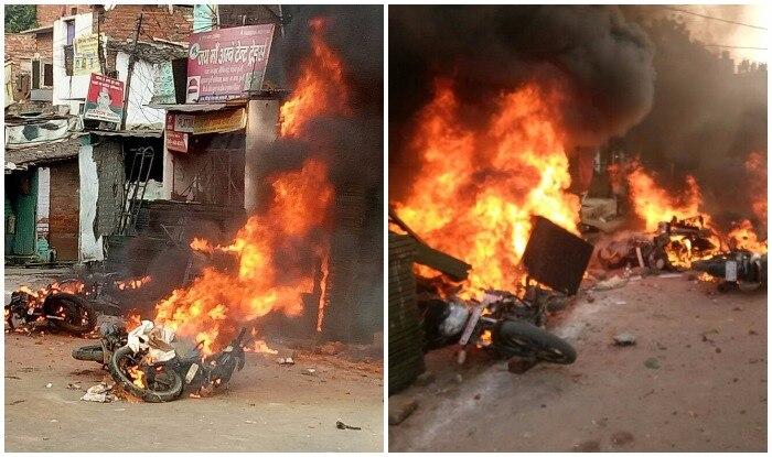 UP: Tension between 2 groups over Tazia procession route in Muharram | यूपीः मुहर्रम जुलूस के दौरान रूट बदलने से बवाल, आगजनी-फायरिंग में कई घायल