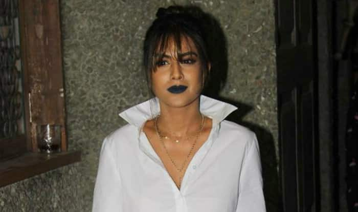 Nia Sharma Hits Back After Getting Trolled For Her Blue Lipstick