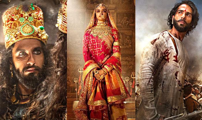 Padmavati Creates A New Record Even Before Release! Ranveer Singh, Shahid Kapoor, Deepika Padukone Express Gratitude