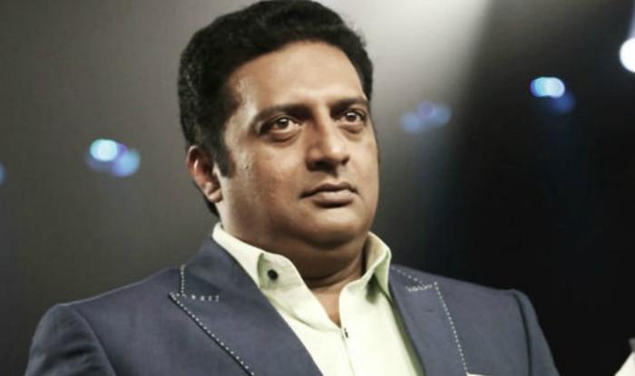 Actor Prakash Raj