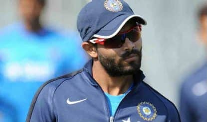 Ravindra Jadeja Hits Six Sixes in an Over, Ends up Scoring 154 in a T20 Match