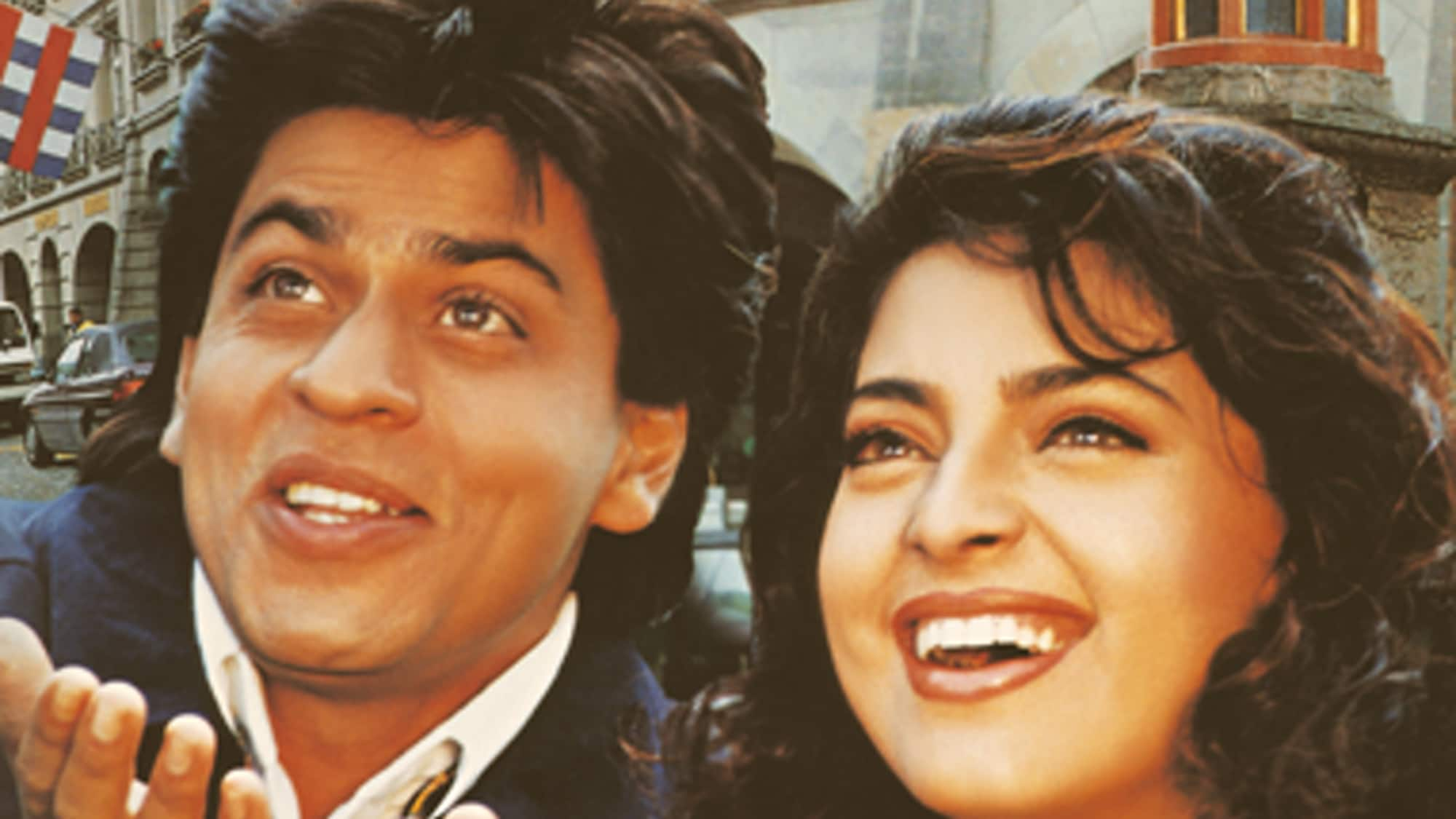 Shah Rukh Khan And Juhi Chawla All Set To Reunite Onscreen?