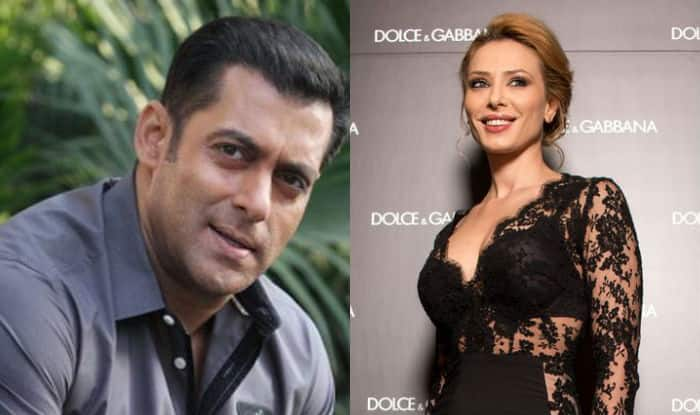 Salman Khan's Rumoured Girlfriend, Iulia Vantur, Joins Him During The Race 3 Shoot?