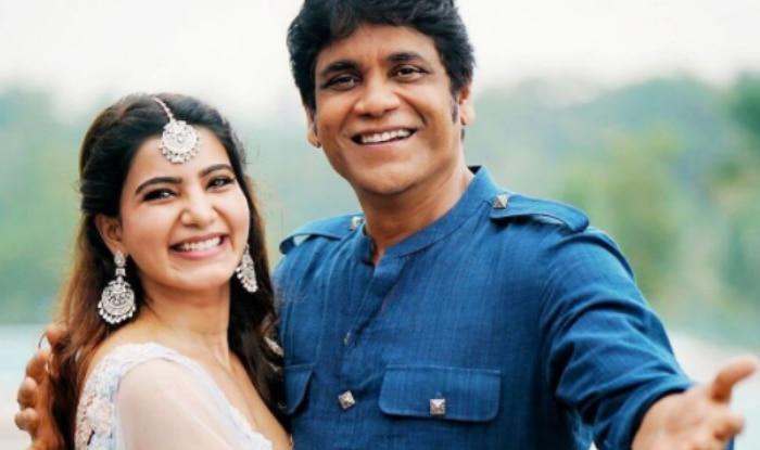 This Picture Of Samantha Ruth Prabhu And Akkineni Nagarjuna Should Be Framed Instantly