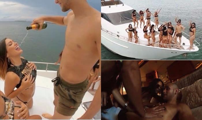 Good Girls Sex Resort Offers 4-Day Sex Vacation on Colombian Luxury Island: Raunchy & Erotic Hooker Holiday Video Lands in Trouble