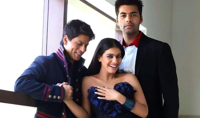 Did Shah Rukh Khan Just Take A Dig At Karan Johar's Fallout And Subsequent Friendship With Kajol?