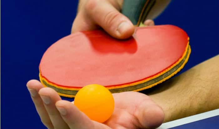 File picture of Table Tennis Player.