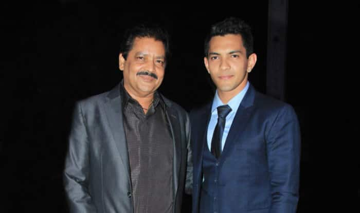 Aditya Narayan's Car Hits A Rickshaw; Singer Detained At Versova Police Station In Rash Driving Case