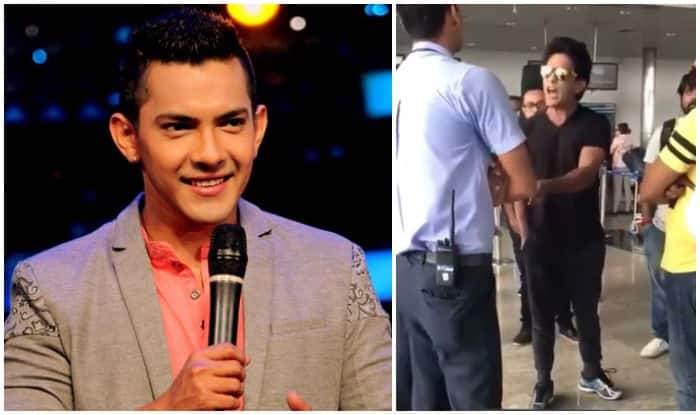 Aditya Narayan Loses His Cool, Abuses And Threatens To Strip The Airline Staff – Watch Video