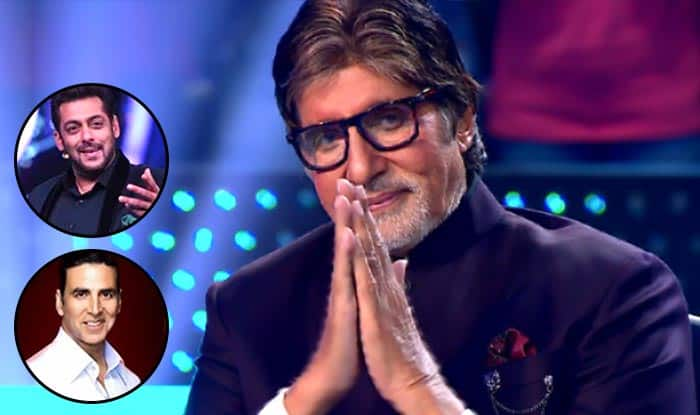 Amitabh Bachchan's Kaun Banega Crorepati 9 Beats Salman Khan's Bigg Boss 11 And Akshay Kumar's The Great Indian Laughter Challenge-Here's How
