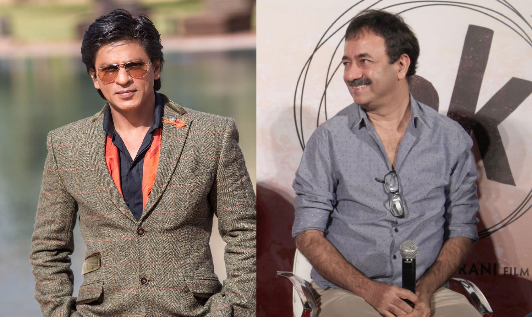 Shah Rukh Khan And Rajkumar Hirani To Finally Team Up For A Film?