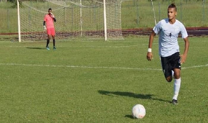Small-town Boy Anwar Ali Emerges as India's Shining Light in FIFA U-17 World Cup Opener