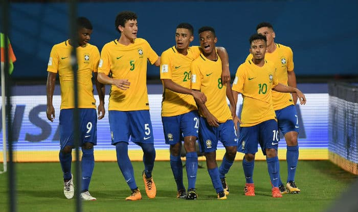 FIFA U-17 World Cup 2017: Brazil Beat Germany to Enter Semi-finals