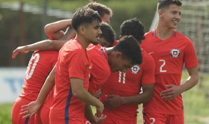 FIFA U-17 World Cup 2017: Chile Take Bizarre Urine Test to Tackle Kolkata Heat