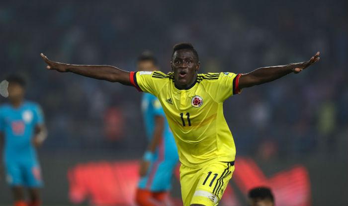 Fifa U-17 World Cup:Colombia defeat India by 2-1 but India creates history | फीफाः कोलंबिया के विरुद्ध 2-1 से हार के बावजूद भारत ने रच दिया इतिहास