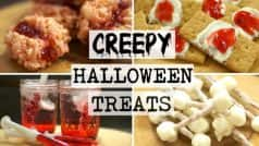 Halloween 2017 Recipes: Try These Creepy Looking  Recipes for A Spooky Halloween Treat