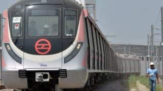 Delhi Metro Red Line Services From Shaheed Sthal Towards Dilshad Garden Delayed