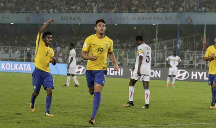 FIFA Under-17 World Cup in India becomes most-attended Under-17 tournament । भारत ने फीफा अंडर-17 वर्ल्ड कप में रचा नया इतिहास, इस मामले में तोड़ा चीन का रिकॉर्ड
