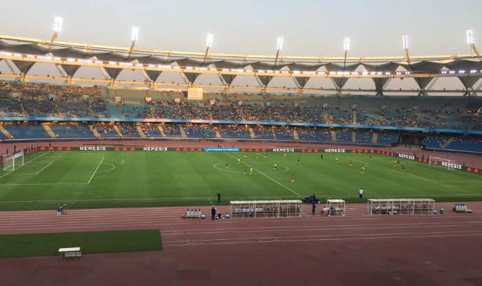 FIFA U-17 World Cup 2017: Colombia, Ghana Match Registers Sparse Crowd