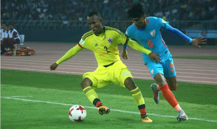FIFA Under-17 World Cup Match: Statistical Highlights of India vs Colombia