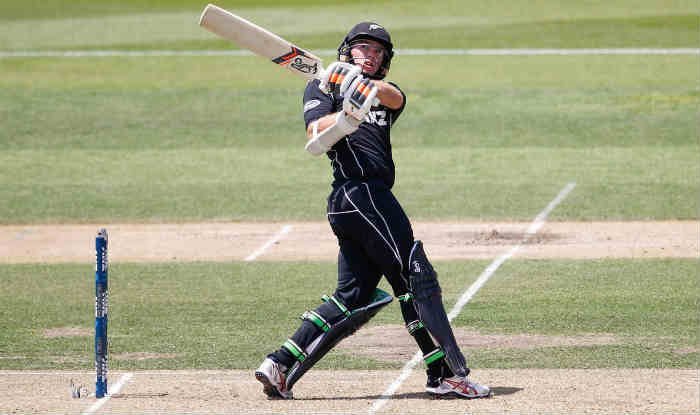India vs New Zealand, 1st ODI: Tom Latham Smashes Unbeaten Century as NZ Beat IND by 6 Wickets