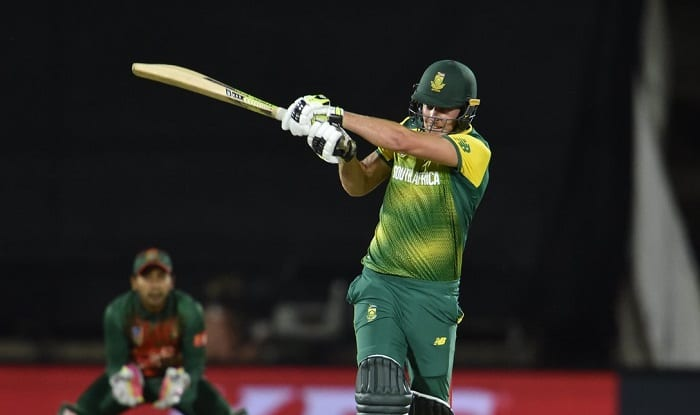 South Africa vs Bangladesh: David Miller Hits T20 International Century off 35 Balls, The Fastest in History