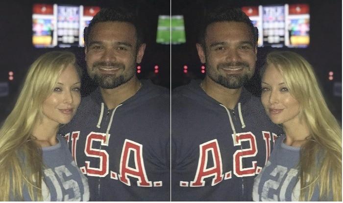 Mithun Chakraborty's son Mahaakshay Posts Photo With American Porn Star Kayden Kross on Instagram