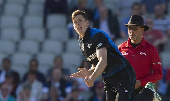 Kiwi Spinner Mitchell Santner Predicts High-Scoring India-New Zealand Series