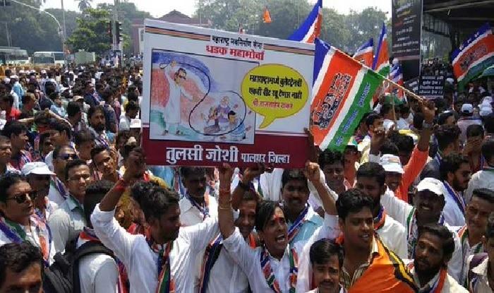 MNS Rally in Mumbai