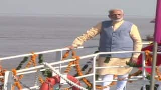 Our Vision is Ports For Prosperity, Focus on Blue Economy, Says Narendra Modi in Gujarat