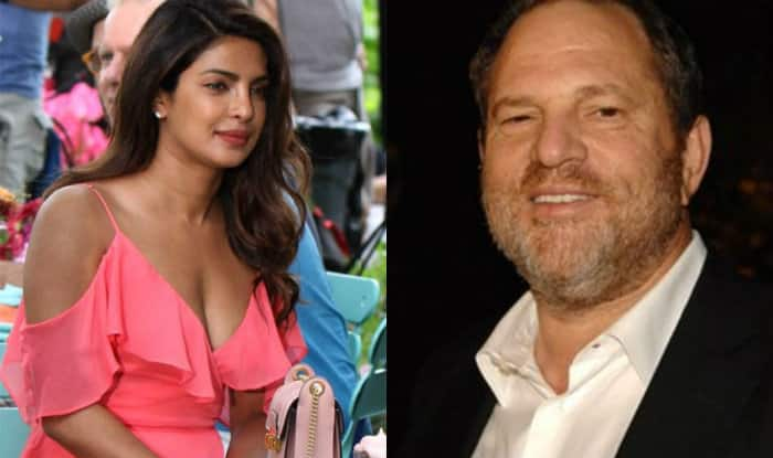 Priyanka Chopra Reacts To Harvey Weinstein's Sexual Harassment Controversy