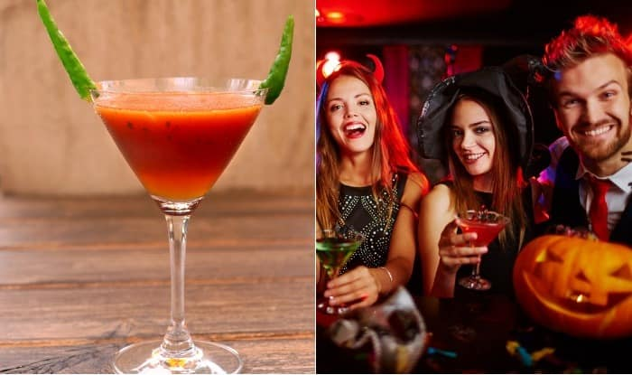 Halloween 2017 Cocktail Recipe: Make Devil Martini For Your Halloween House Party